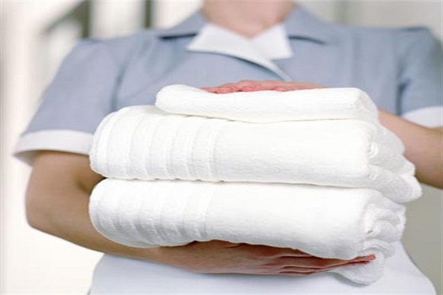 Hotel/Motel/Hostel Laundry Services