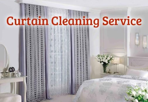 Curtain Washing - Cleaning Star Curtain Washing